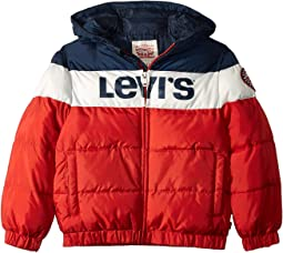 Rocket Puffer Jacket (Little Kids)