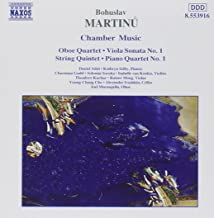 Martinů: Chamber Music