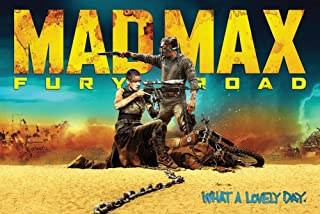 Mad Max- Fury Road Poster 36 x 24in