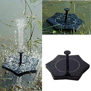 FERZA Home Bomba de Agua de la Piscina, Fuente de energía Solar para el baño