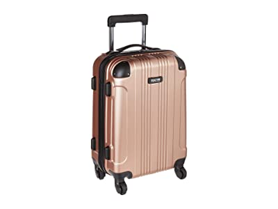 Kenneth Cole Reaction 20 Out of Bounds Lightweight Hardside 4-Wheel Spinner Carry-On Travel Luggage (Rose Gold) Luggage