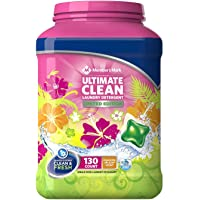 Member's Mark Ultimate Clean Laundry Detergent 130 ct. (Paradise Splash)