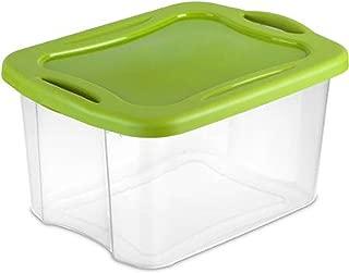 Best 40 quart plastic storage container Reviews