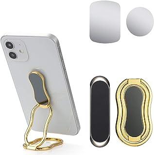 FACATH - Soporte para teléfono celular, color dorado