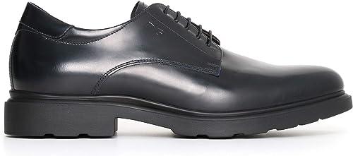 Nero giardini scarpe stringate uomo in pelle A705311U 200