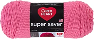 Red Heart Yarn Red Heart Super Saver Yarn 706 Perfect Pink