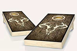 real deer skull for sale