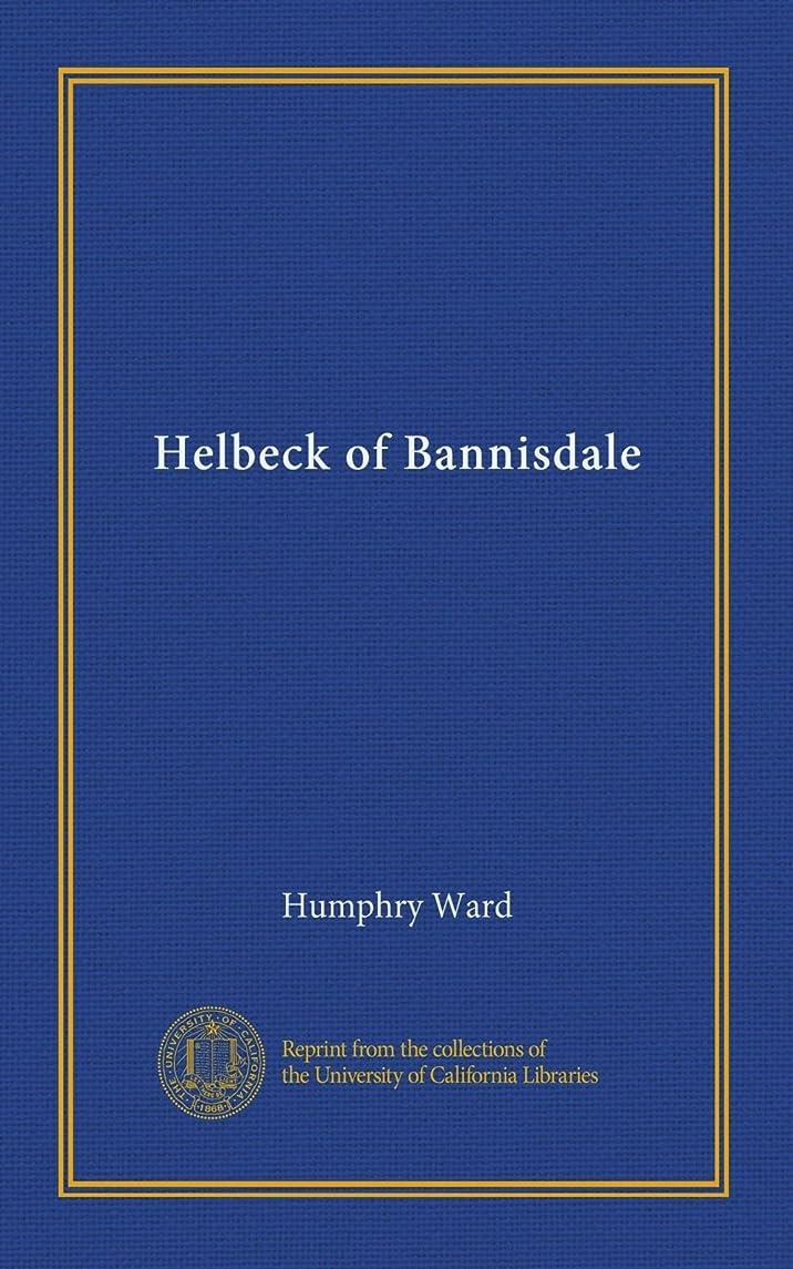 ウェイドスイッチセンブランスHelbeck of Bannisdale (v.2)