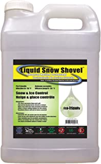 Advanced Seasonal Innovations 0025 Liquid Snow Shovel, 2.5-Gallon