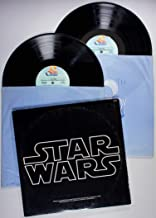 original star wars lp record
