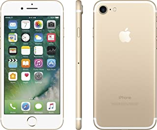 Apple iPhone 7 32GB (GSM Unlocked) 4.7-inch 12MP iOS Smartphone - Gold (Renewed)