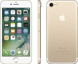 Apple iPhone 7, GSM Unlocked, 128GB - Gold (Renewed)