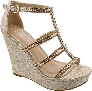 Jessie-36 Women's Wedge Sandal