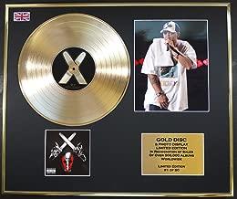EMINEM/CD GOLD DISC/RECORD & PHOTO DISPLAY/LTD. EDITION/COA/SHADY XV