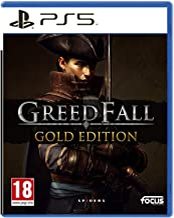 Greedfall - Gold Edition - Gold -