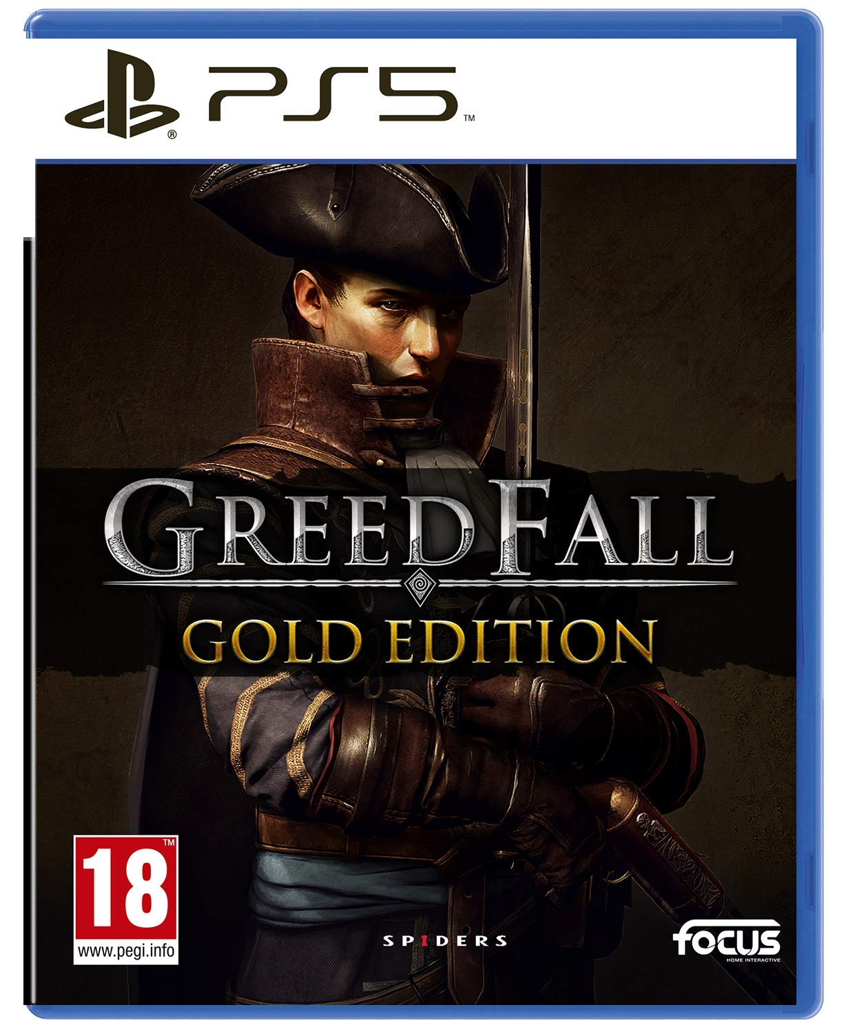 All items in the store FOCUS 2021 model HOME INTERACTIVE GreedFall PS5 Gold Edition