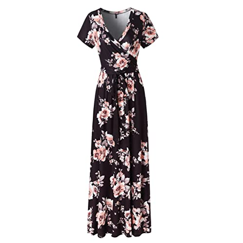 29ba94d210d8a Women's Wrap Dress: Amazon.com