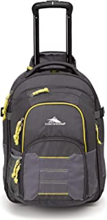 Ultimate Access 2.0 Carry-on Wheeled Backpack, Mercury/Charcoal/Yell-O