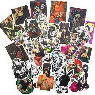 Best stickers punk rock Reviews