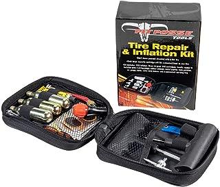 Pit Posse Tire Repair Co2 Inflator/Cartridges Kit
