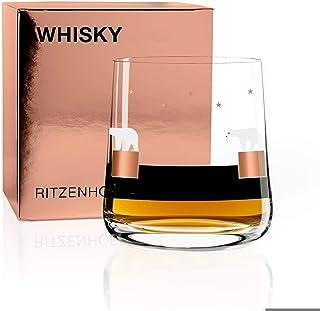 RITZENHOFF Next Whisky Whiskyglas von Alessandro Gottardo, aus Kristallglas, 250 ml