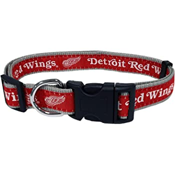 Medium NHL Detroit Red Wings Dog Harness Red