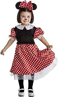 38b81e240 Disfraz de Ratoncita de dibujos para niña