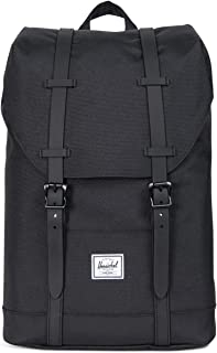 Herschel Supply Co. Kids' Retreat Youth Backpack, Black, One Size
