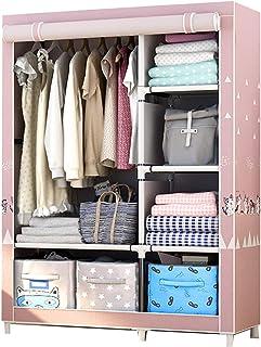Wardrobe Organiser Locker Wardrobe Bedroom Wardrobes Underwear Storage Cloth Wardrobe Hanging Closet Assemble The Storage ...
