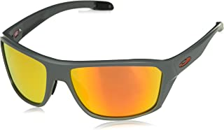 e9ebf0b22cf1b Óculos Oakley OO9416 941608 Cinza Lente Polarizada Vermelho Ruby Prizm Tam  64