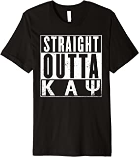 Mens Kappa Alpha Psi Fraternity, Inc. T-shirt