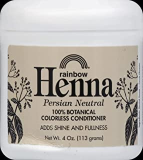 Rainbow Research Persian Neutral Henna, 4 Ounce - 6 per case.