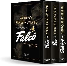 Trilogía de Falcó (edición estuche con: Falcó | Eva | Sabotaje): Un espía al servicio de sí mismo (FUERA COLECCION ALFAGUARA ADULTOS)