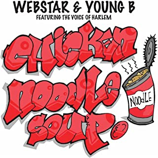 chicken noodle soup clean version
