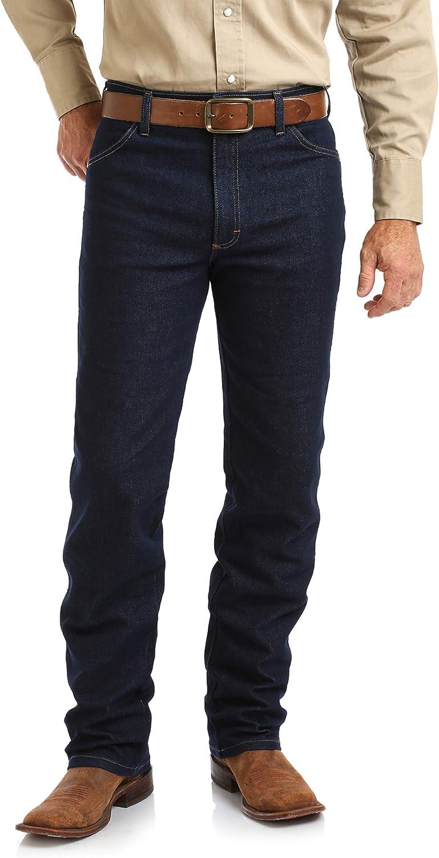 Wrangler Men's 13MWZ Cowboy Fit Cut Original Jean Max 41% OFF Mail order