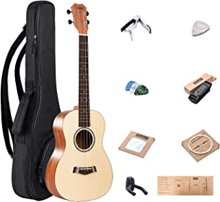 baritone resonator ukulele