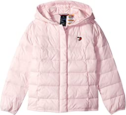 Hooded Puffer Jacket (Little Kids/Big Kids)