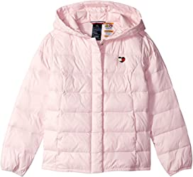 213e98c69 Tommy Hilfiger Adaptive Puffer Jacket with Magnetic Buttons and Faux ...
