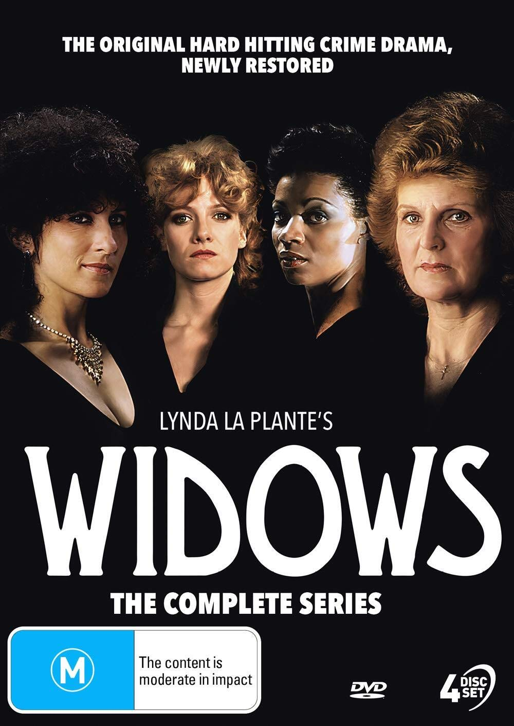 Widows: The 2021 Selling and selling autumn and winter new Series Complete
