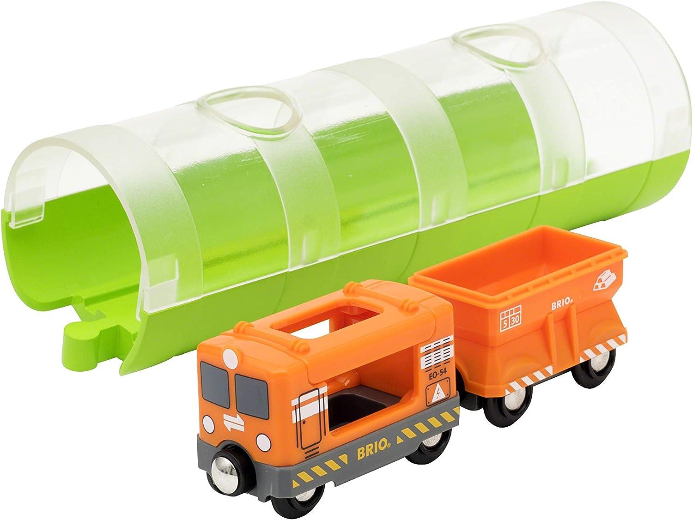Tunnel Box Frachtzug RW Trains