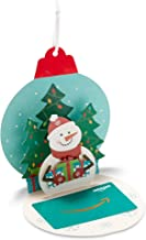 Amazon.com Gift Card in a Pop-Up Ornament Reveal