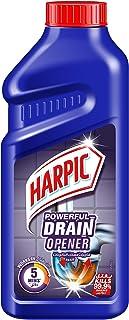Harpic Powerful Drain Opener Cleaning Gel, 500 ml
