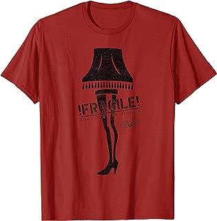 A Christmas Story Fragile T Shirt T-Shirt