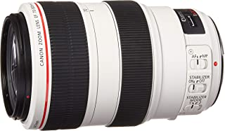 Canon EF 70-300mm f/4-5.6L is USM UD Telephoto Zoom Lens for Canon EOS SLR Cameras (Renewed)