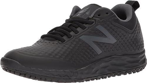 New Balance - Chaussures de Travail WID80 pour Femmes, 43 W EU, noir