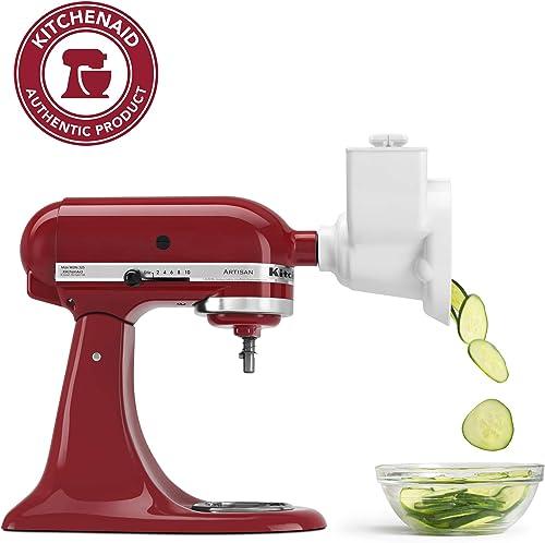 discount KitchenAid popular Slicer & online Shredder Attachment online