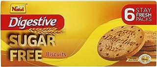 Nabil Digestive Sugar Free Biscuits, 333.34 gm