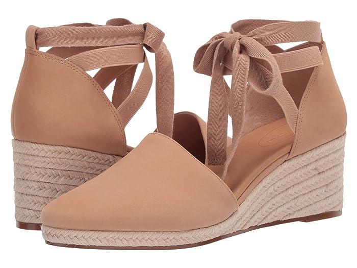 80s Shoes, Sneakers, Jelly flats CC Corso Como Romley Latte Womens Shoes $71.00 AT vintagedancer.com
