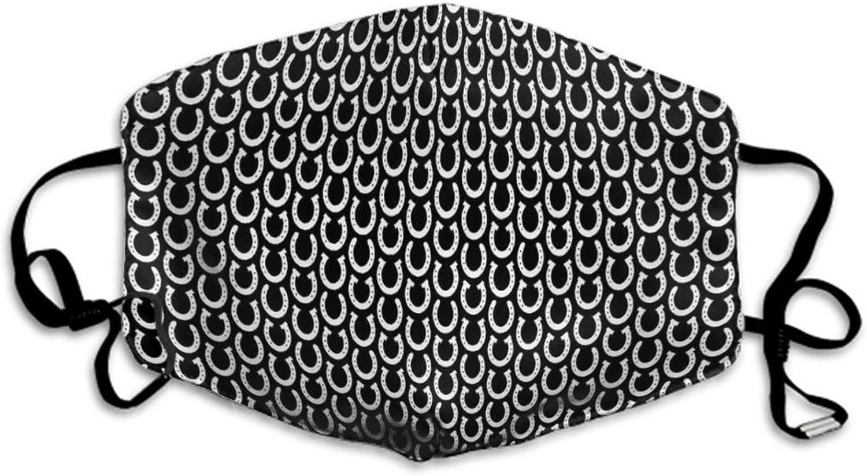Men Women Face Mask Balaclava Washable Reusable Cloth Mouth Cover Mask