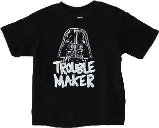 Star Wars Toddler Darth Vader Trouble Maker T-Shirt